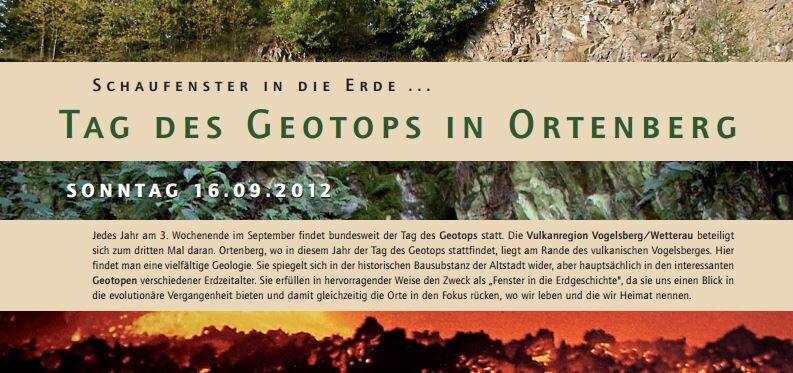 2012 Ortenberg - Titelseite