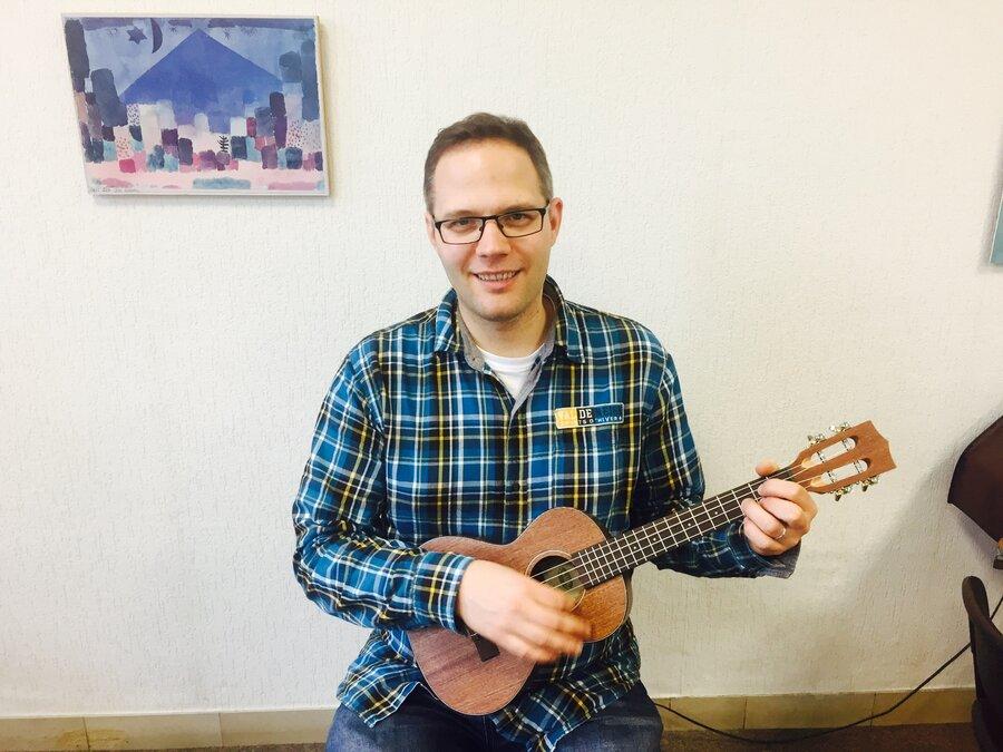 Ralf Beyersdorff (Foto: Musikschule Bergkamen)