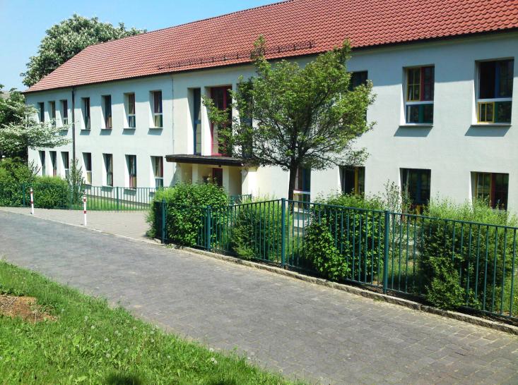 """Kindertagesstätte """"Haus Sonnenschein"""""""