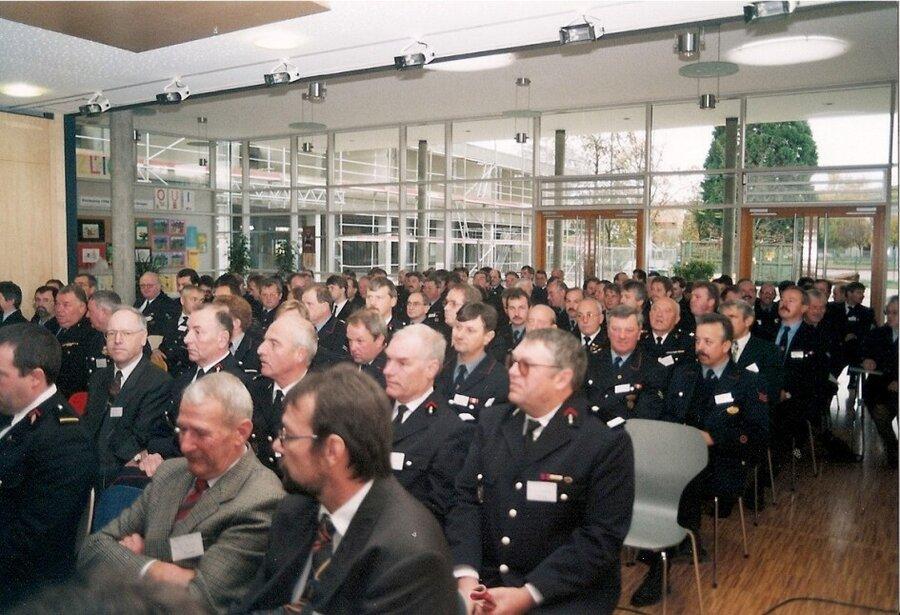 Kommandaten.Dienstbesprechung 1998