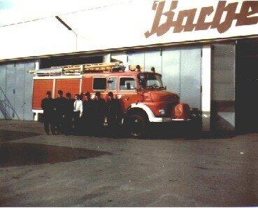 Abholung LF 16-TS 1971