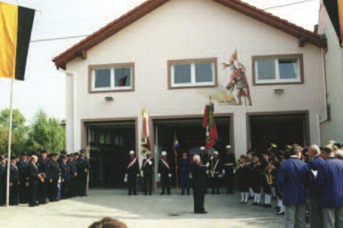 Gerätehaus Wasenweiler