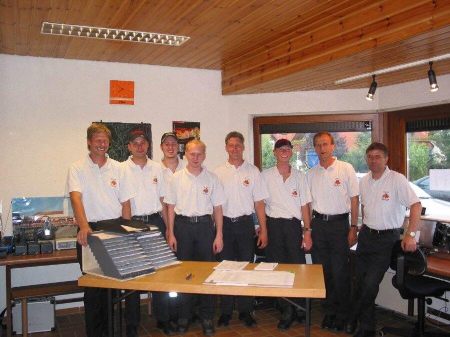 Führungsgruppe 2002