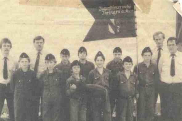 Jugendfeuerwehr 1987