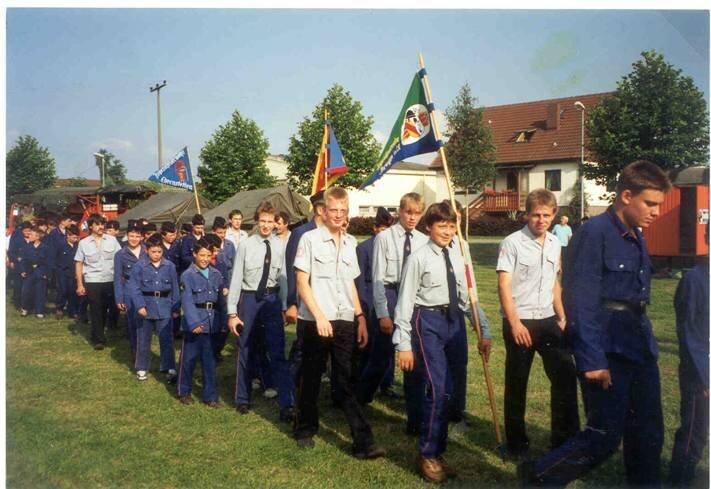 Zeltlager 1992