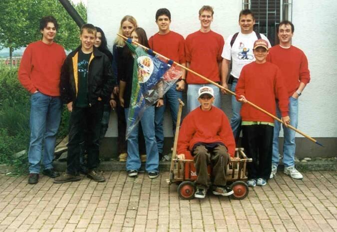 Sternmarsch 1999