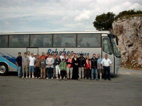 Kroatienreise 2002