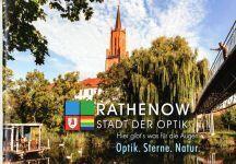 Rathenow Tourismusbroschüre