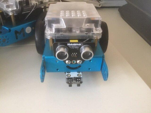Roboter im Bildungseinsatz