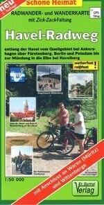 Havel-Radweg Verlag Dr. Barthel