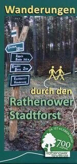 Wanderungen im Rathenower Stadtforst