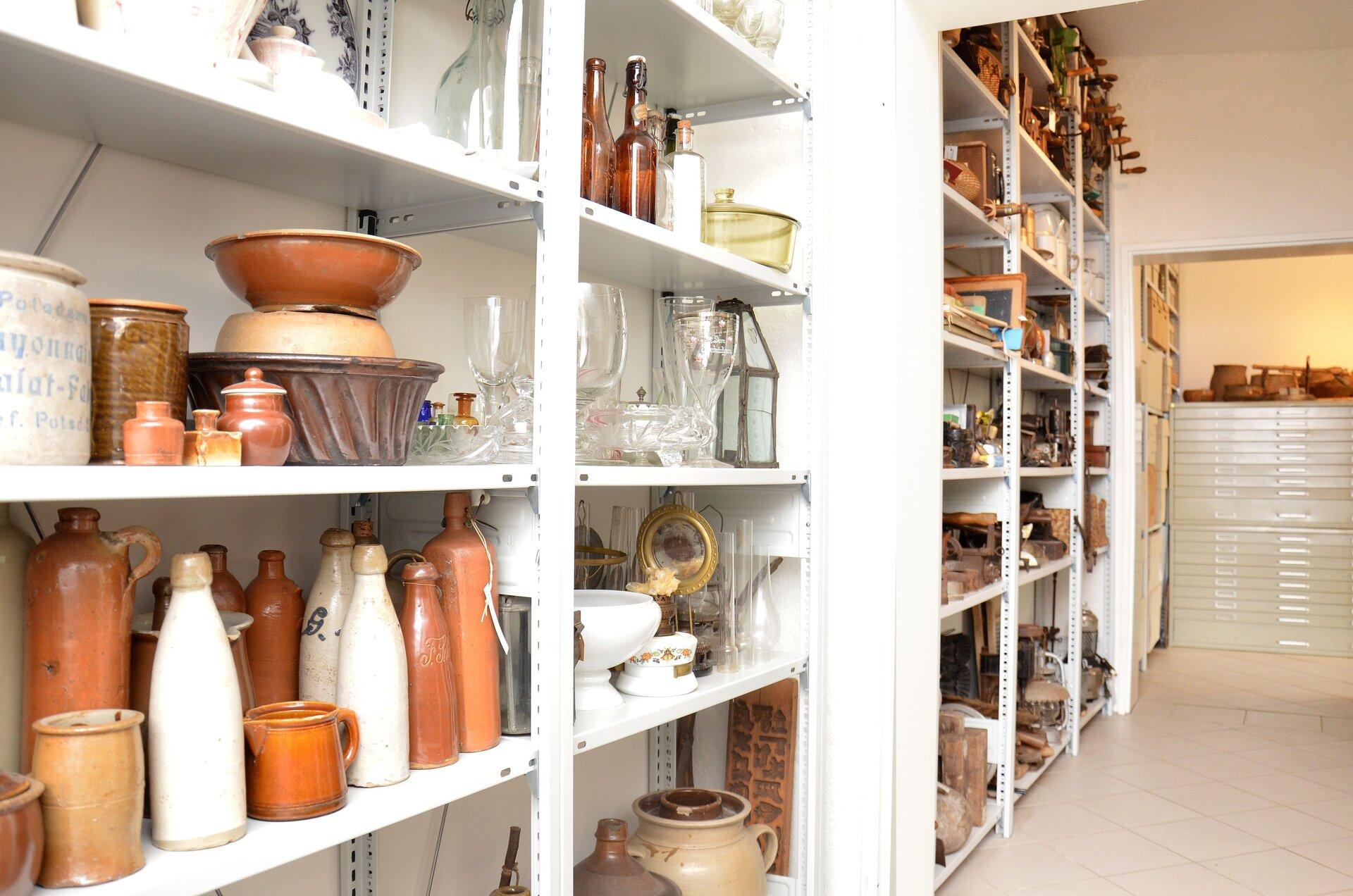 Depot-Sammlung - Museum und Galerie Falkensee