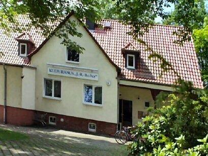 """Kulturhaus """"Johannes R. Becher"""""""