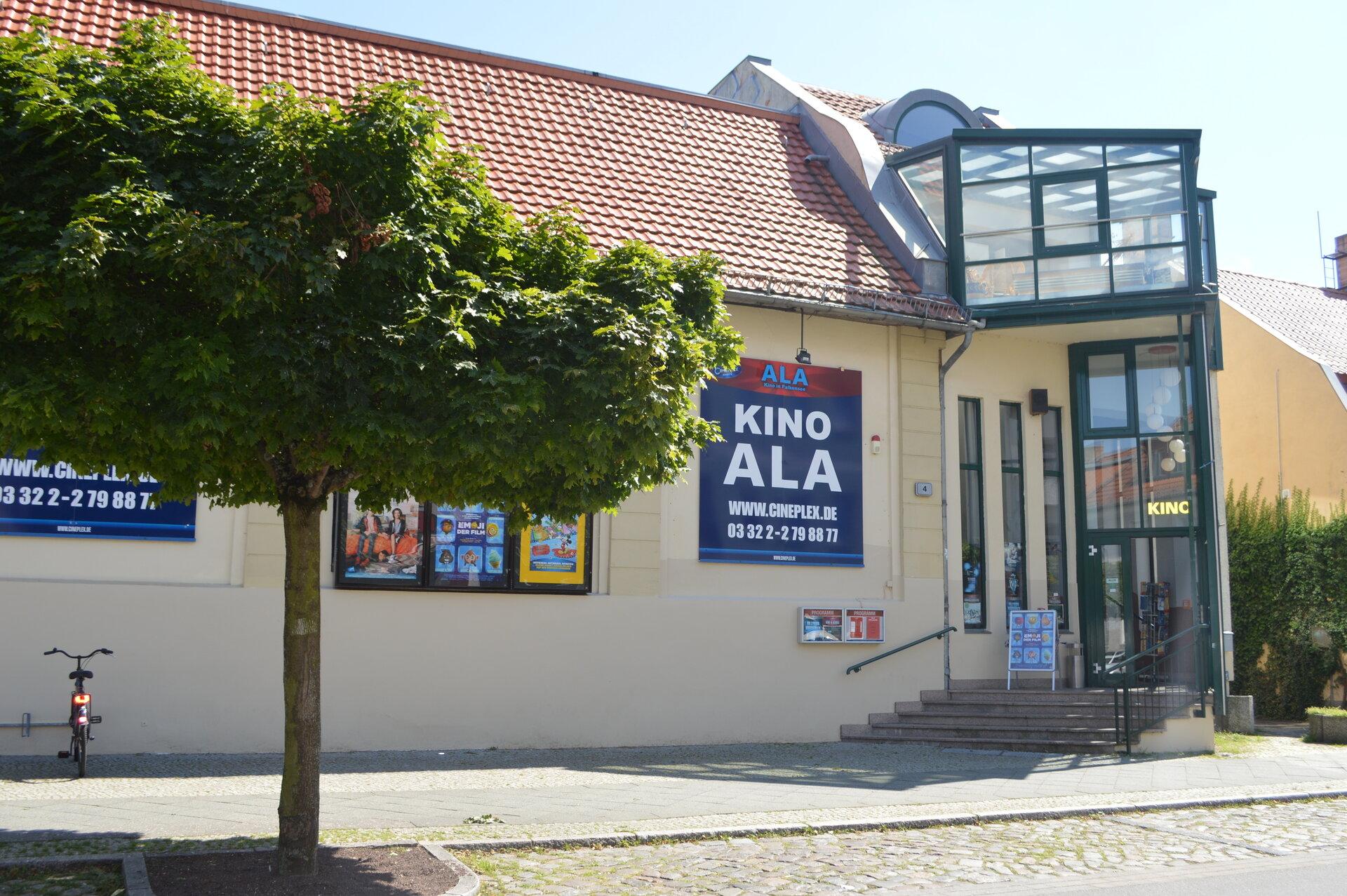 "Kino ""Ala"" Falkensee (cineplex)"