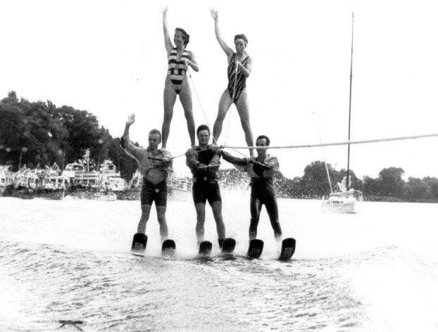 Wasserskivorführung 1991