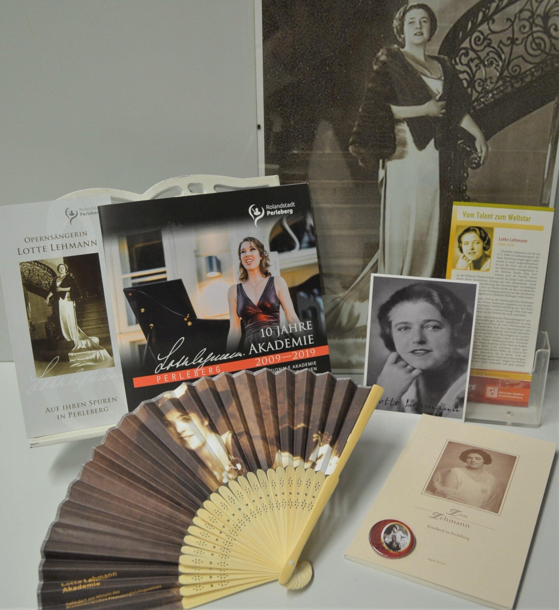 Lotte Lehmann Produkte der Stadt Perleberg