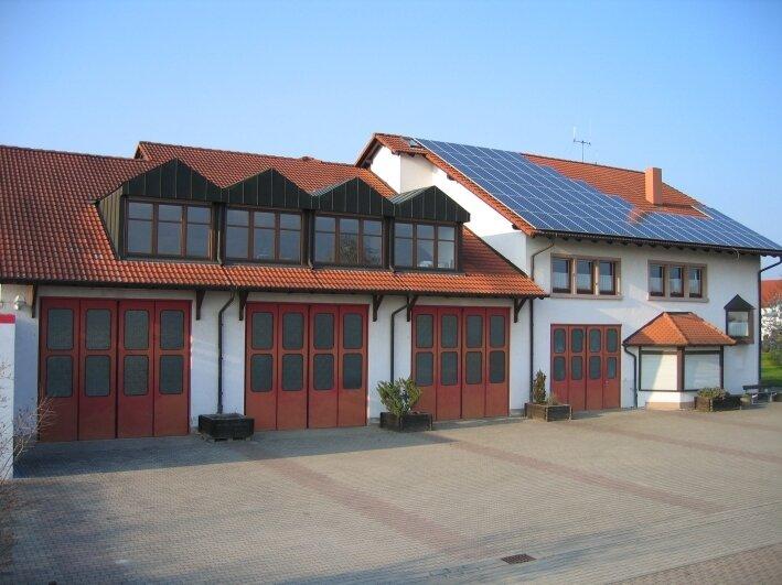 Gerätehaus 2011