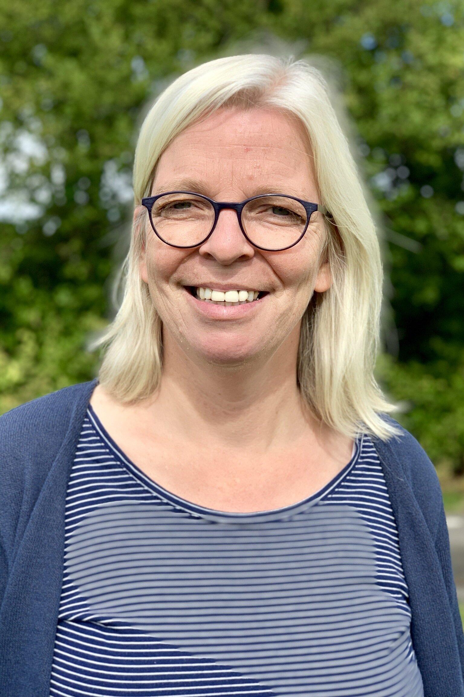 Frau Elisabeth Riehemann