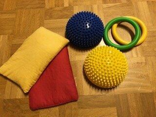Übungsmaterial für Babys
