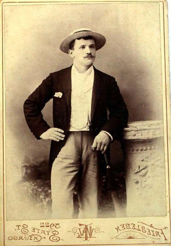 Michael Forster 1880/81