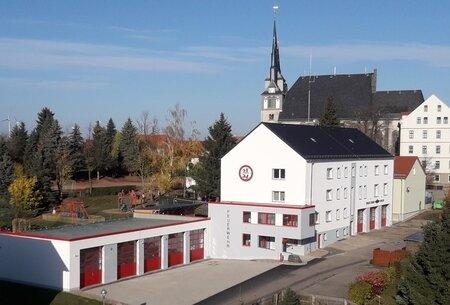 Gerätehaus FFw Lommatzsch