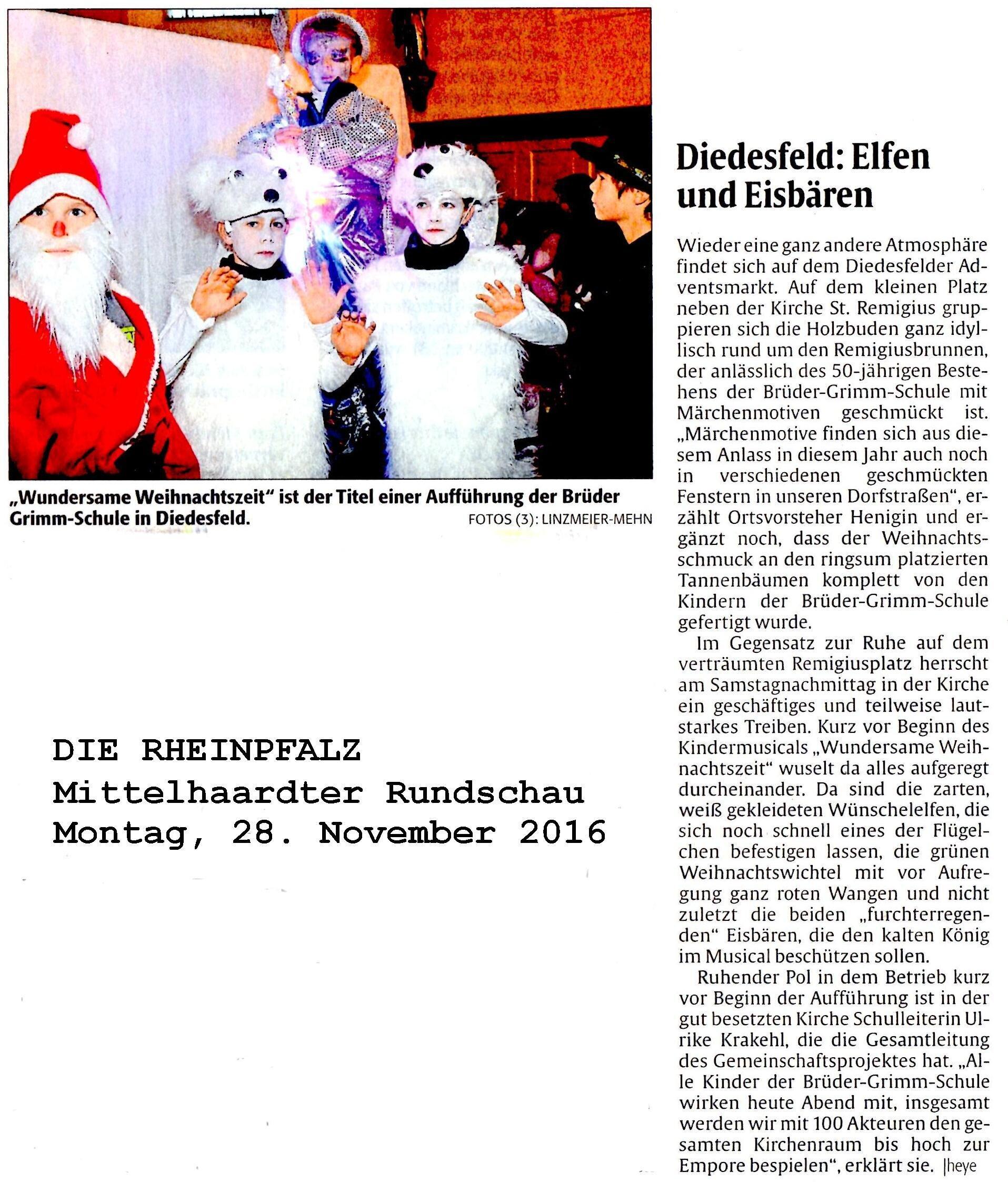 Rheinpfalz-Artikel_Weihnachtsmusical