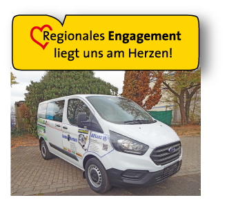 Regionales Engagement: Bad-Mobil