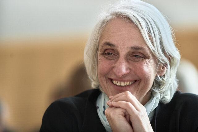 Ursula Bassler, CERN Ratspräsidentin