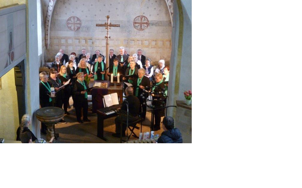 Die Piccolinos zu Gast beim Gesangverein Rothenhof