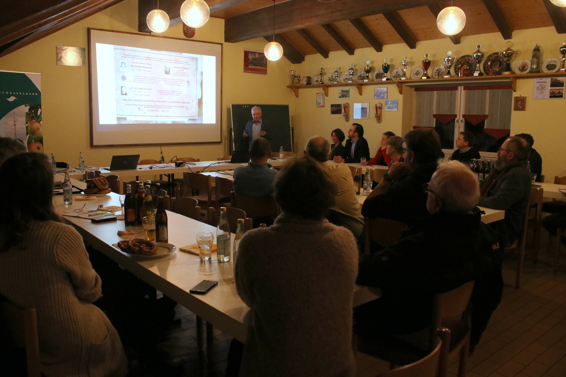 Die 45. LAP Sitzung in Arberg