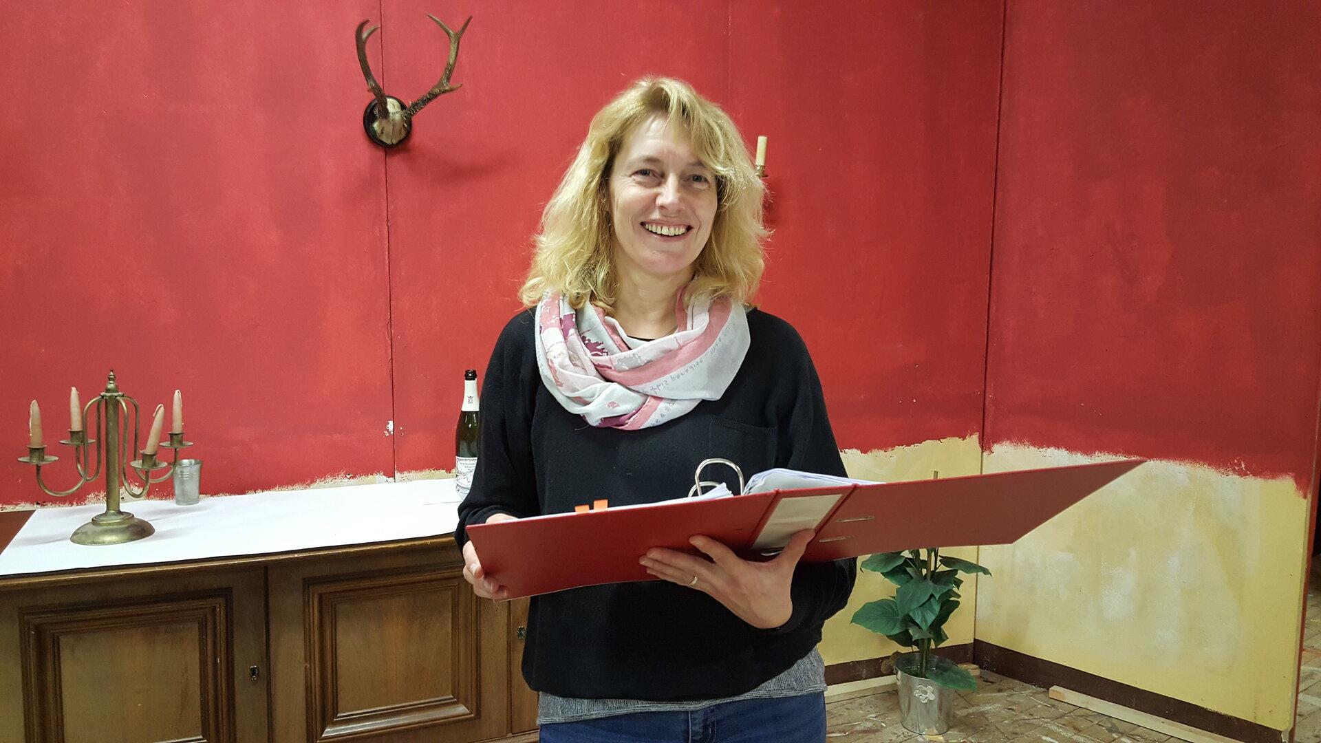 Teelke Budde gibt im Theater Norden ihr Regie-Debüt.