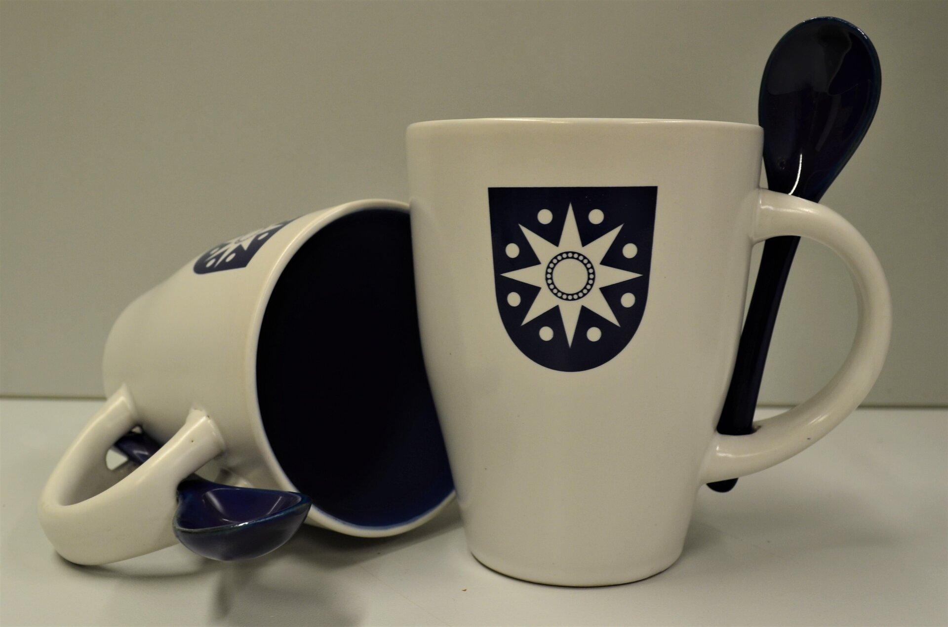 Perleberger Tee- oder Kaffeetasse