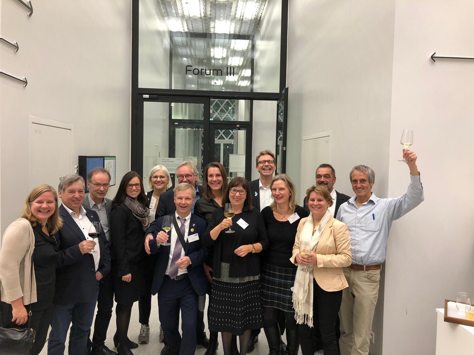 BNE-Kommunen feiern gemeinsam