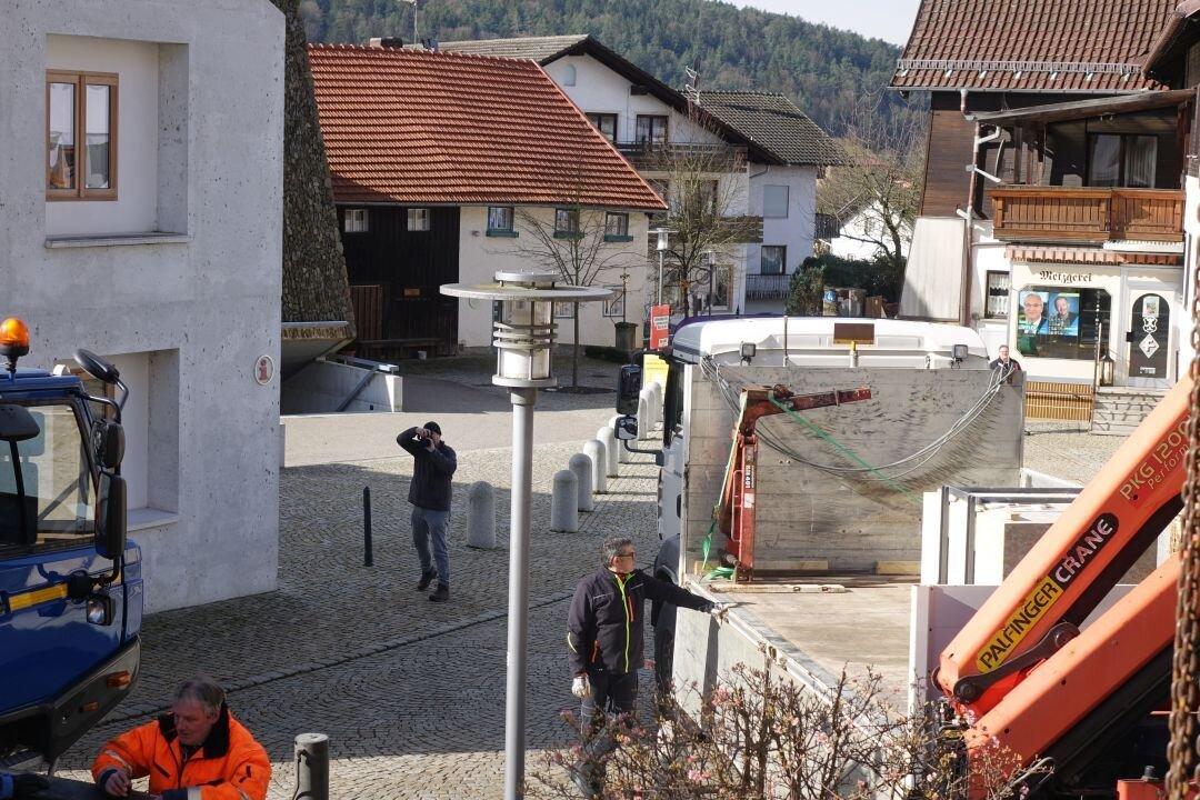 Renovierung Blaibach