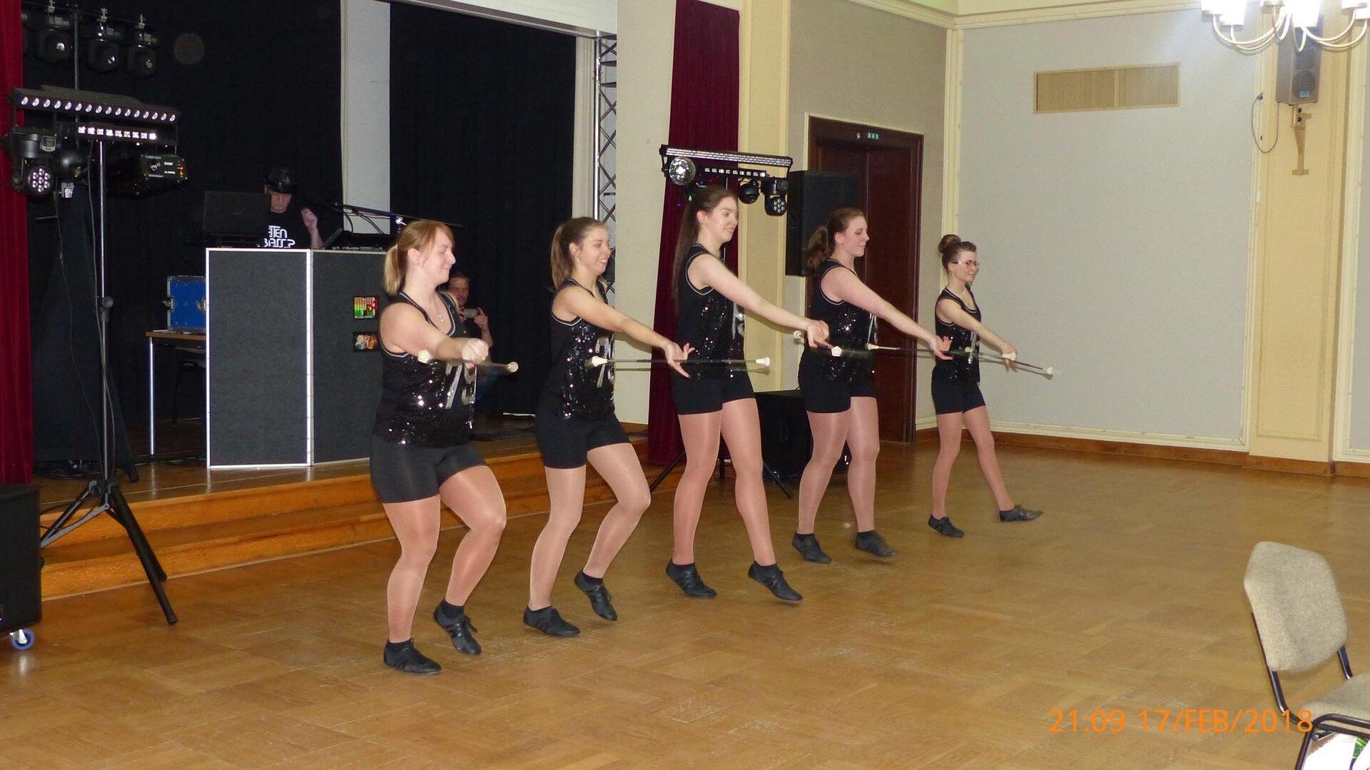 Tanzprogramm