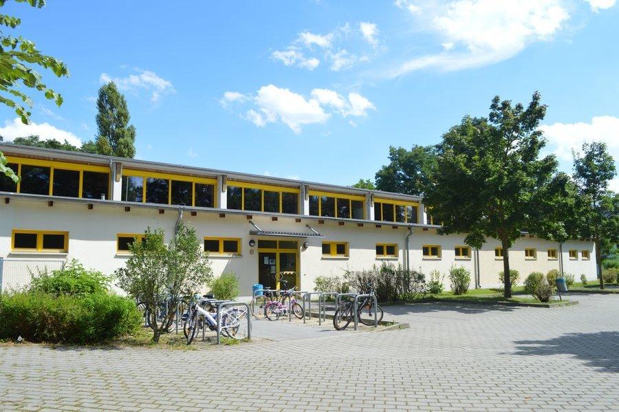 Turnhalle der Erich-Kästner-Grundschule