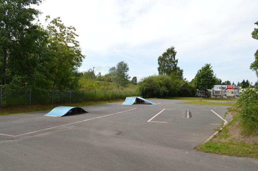 Skateanlage Seegefelder Straße