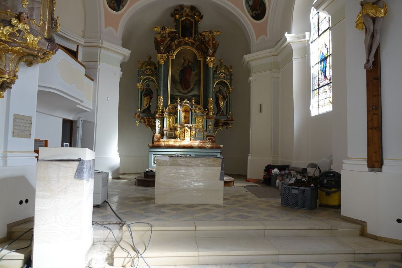Kirche Blaibach