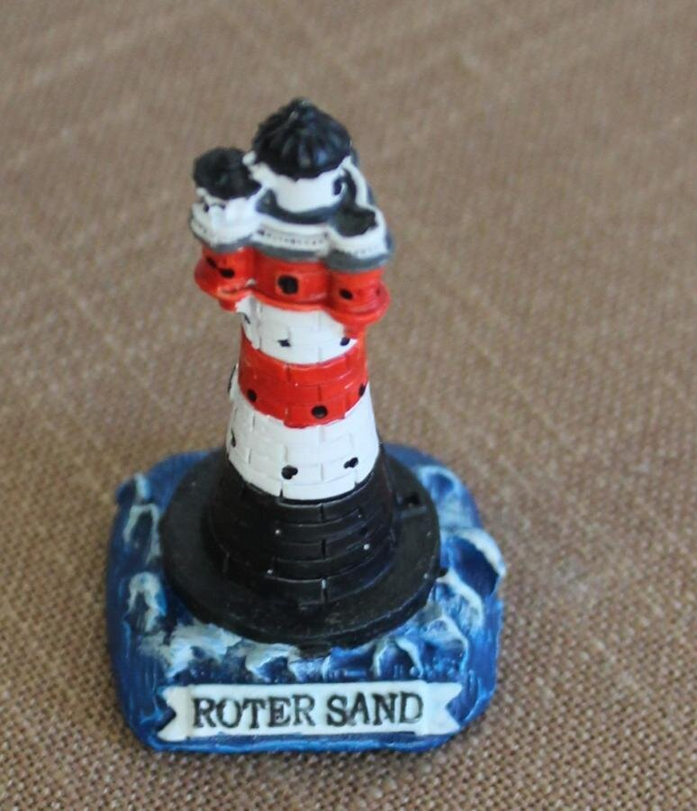 Roter Sand 5 cm
