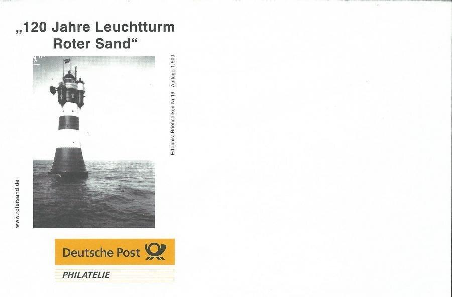 120 Jahre Leuchtturm Roter Sand
