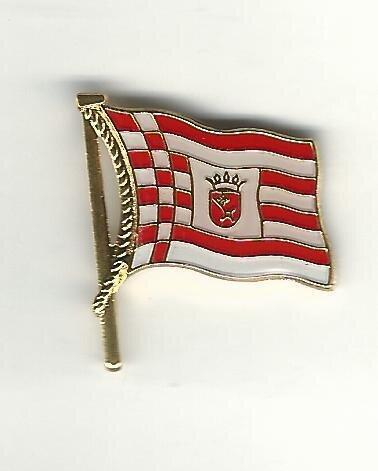 Flagge Bremen
