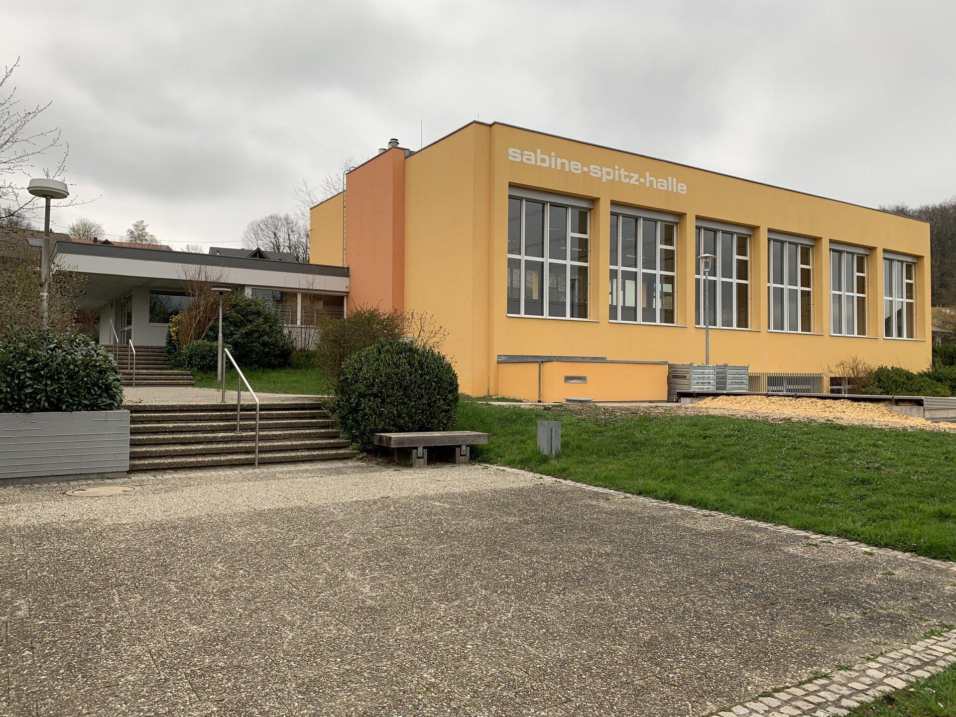 Sabine-Spitz-Halle