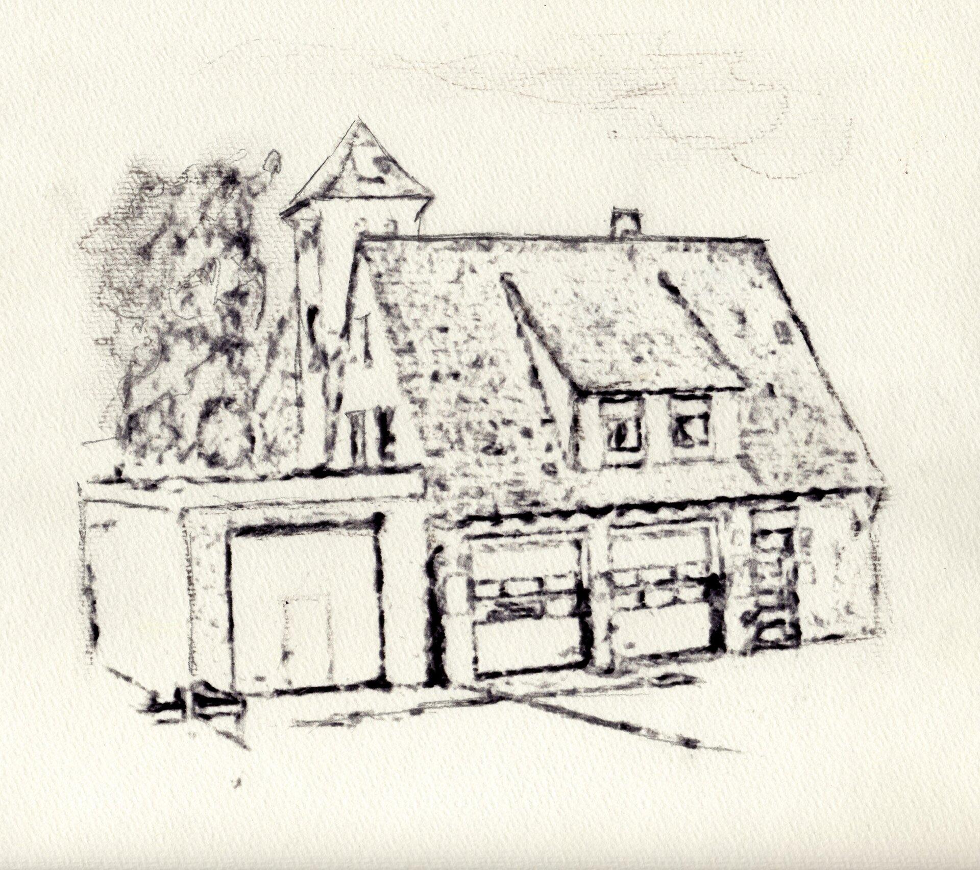 Feuerwehrhaus Tettens