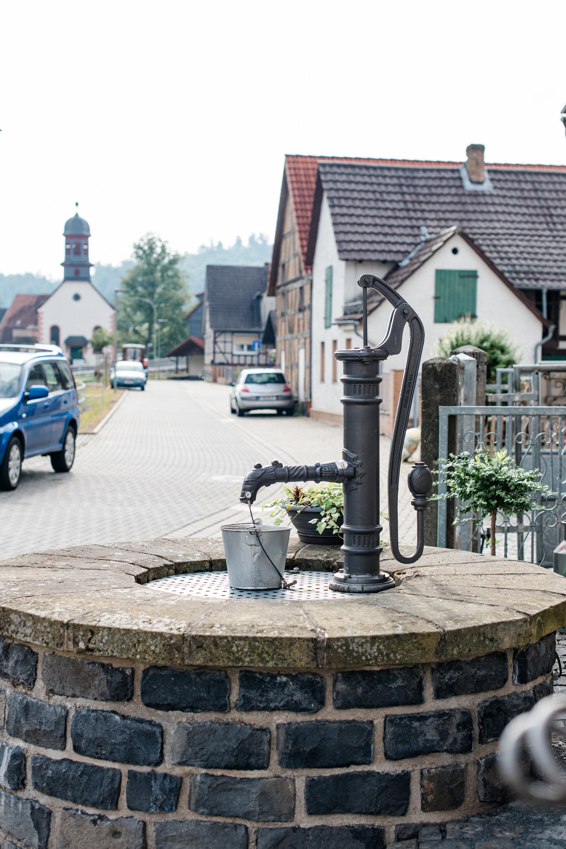 Brunnen in Bergheim