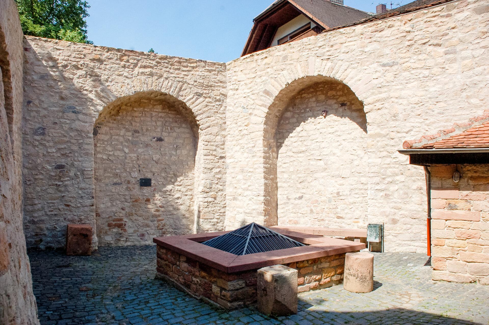 Stadtbrunnen in Ortenberg