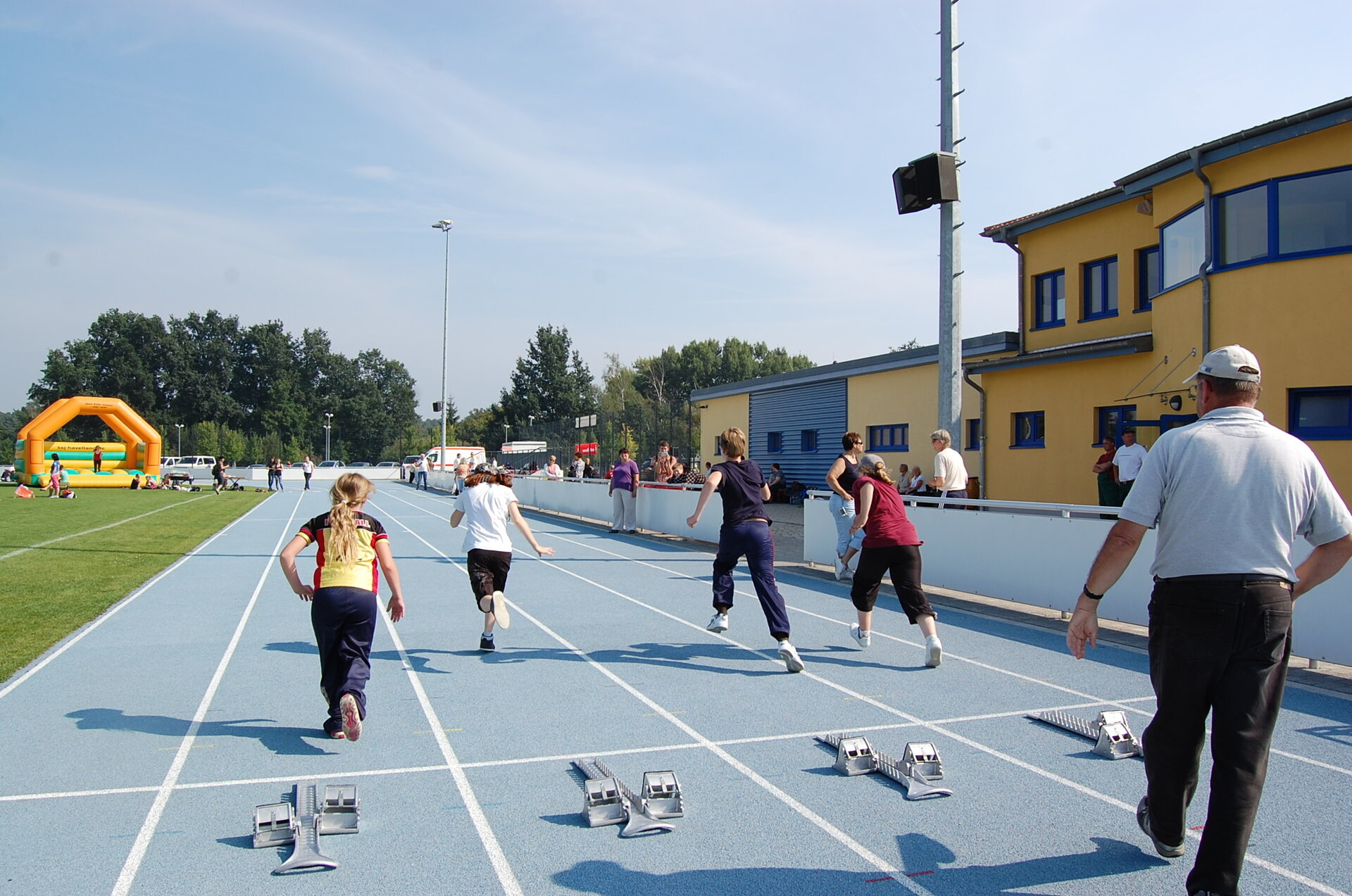 Das Sport- und Spielfest für alle führt auch in Falkensee Menschen mit und ohne Handicap zusammen.