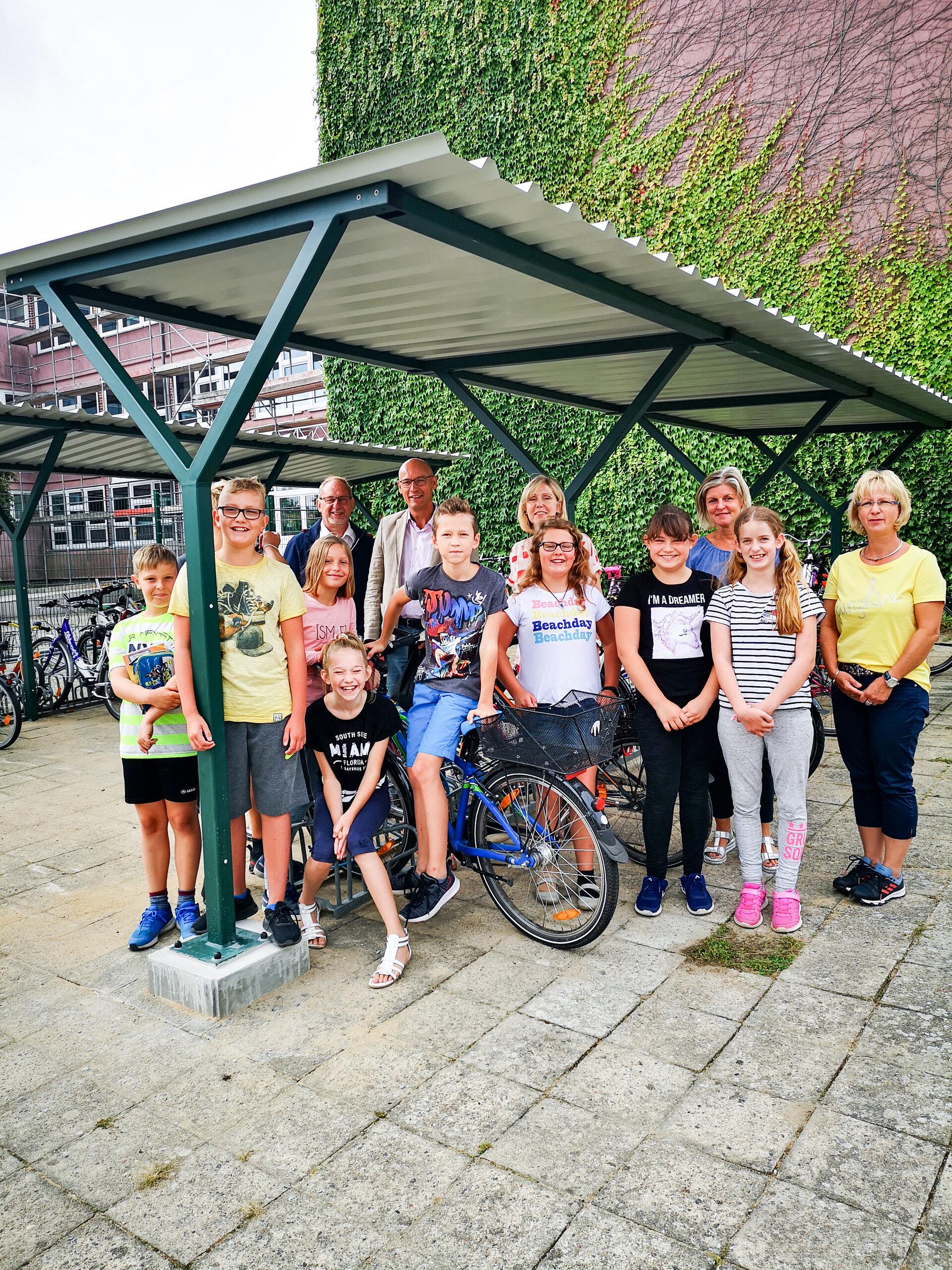 Fahrradstaender_Jahnschule