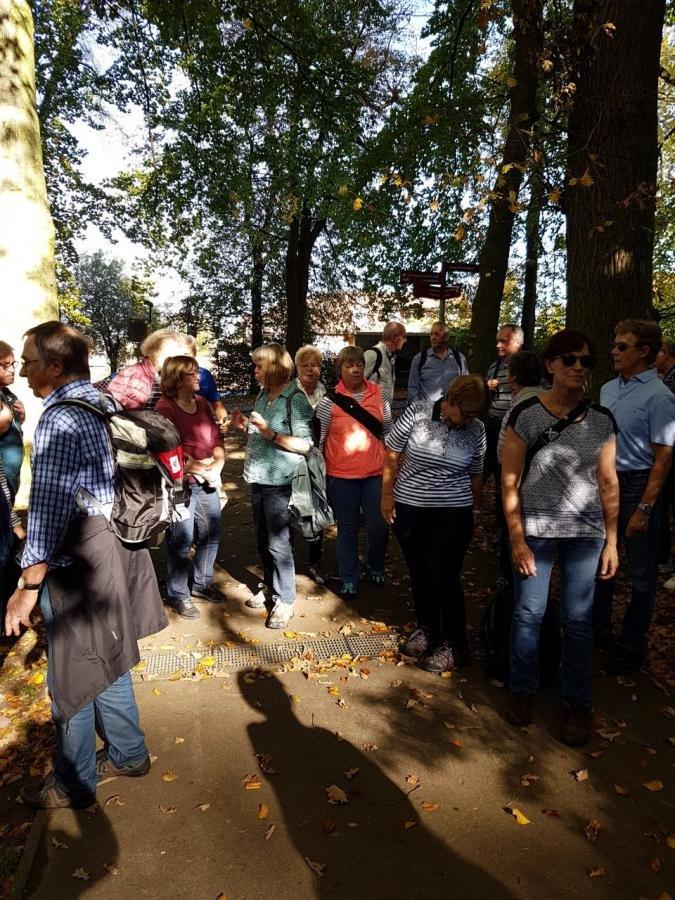 Ausflug: Gymnastik-Gruppe im Deister