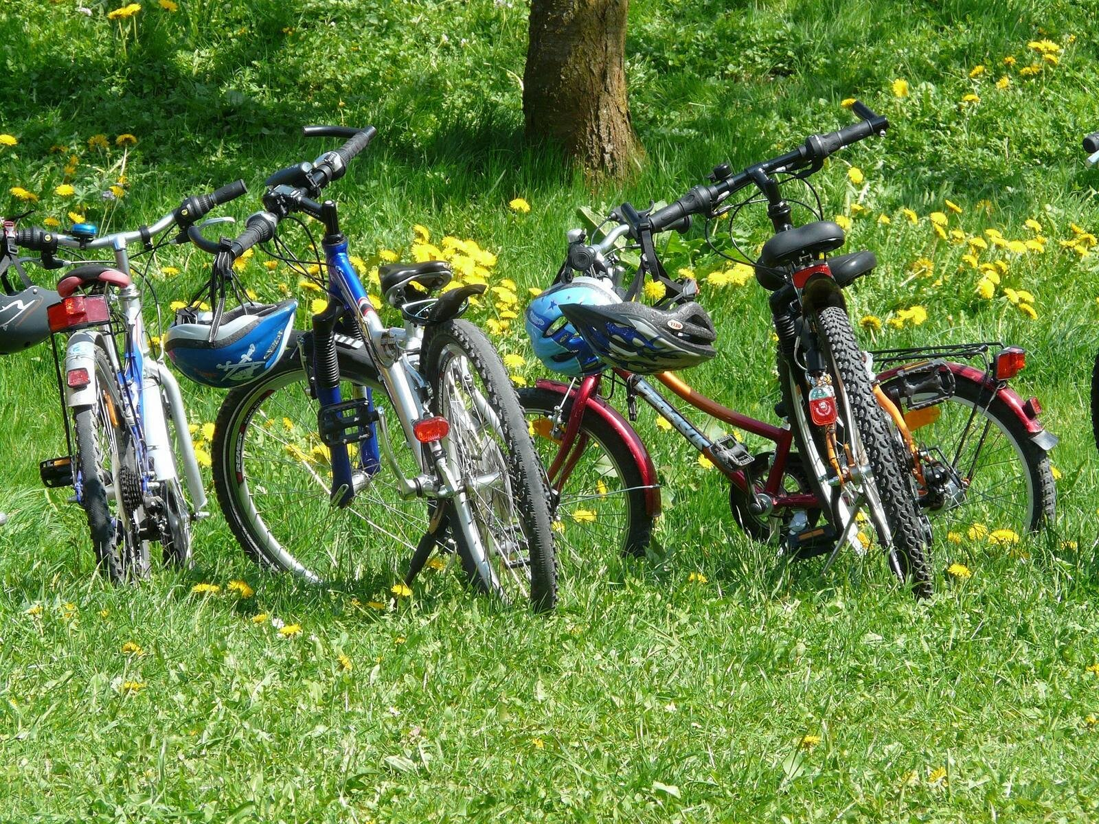 Radfahren in Sontra und Umgebung.