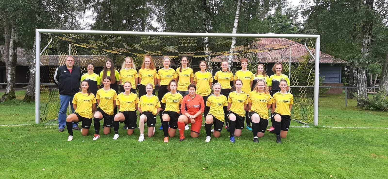 Frauen-Mannschaft 2021-2022